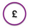 GBP In Circle