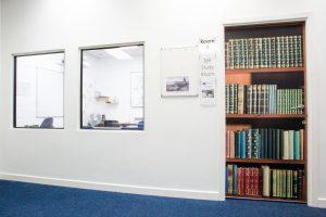 Leeds English Language School Classroom