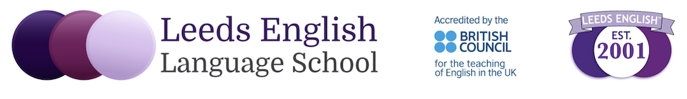Leeds English Language School Logo