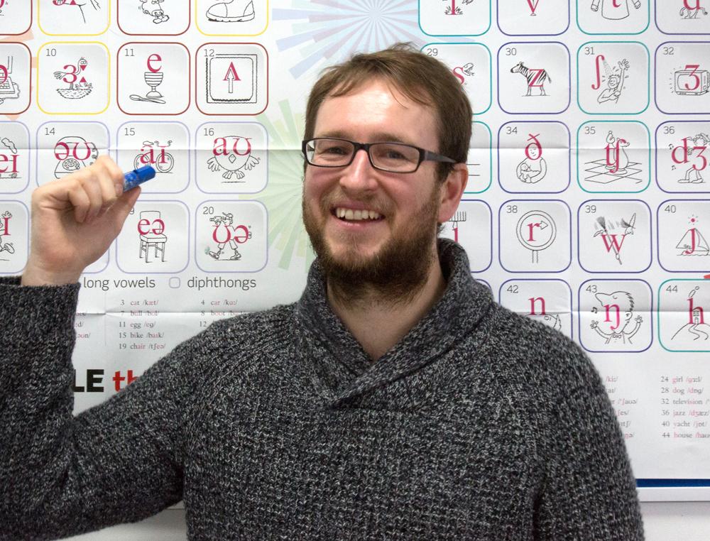 Gareth teacher